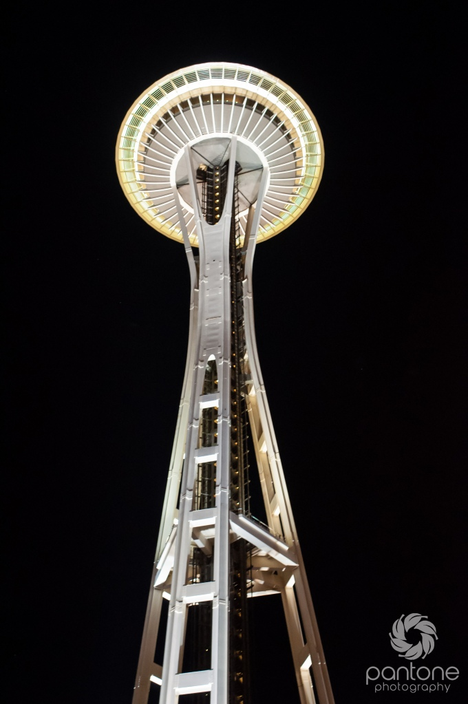 August 02, 2014 Space Needle
