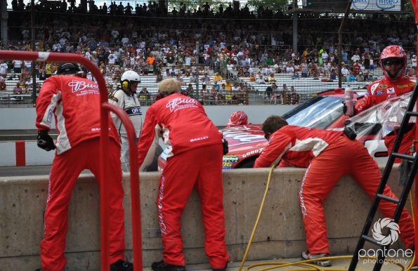 Race Team Indianapolis Motor Speedway