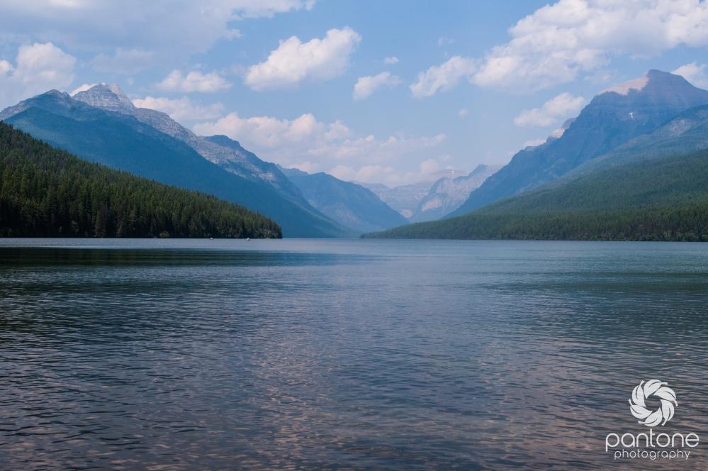 August 06, 2014 - Bowman Lake