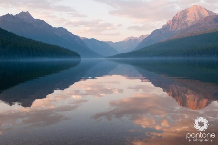 Travel Thursday – Bowman Lake at Glacier NationalPark