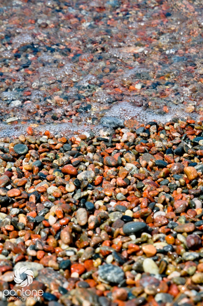 July 07, 2012 - Rocks of Lake Superior