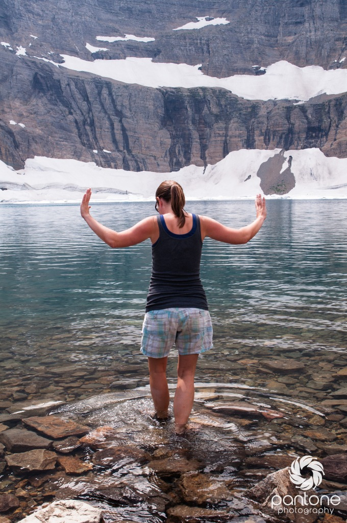 August 08, 2014 Iceberg Lake