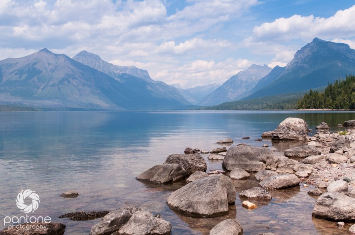 Travel Thursday – Lake McDonald & Avalanche Lake at Glacier NP