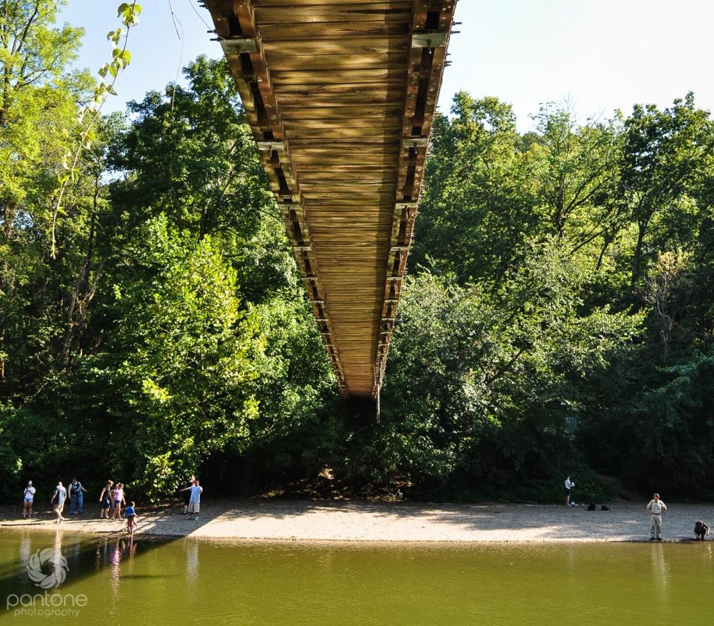 Turkey Run Bridge