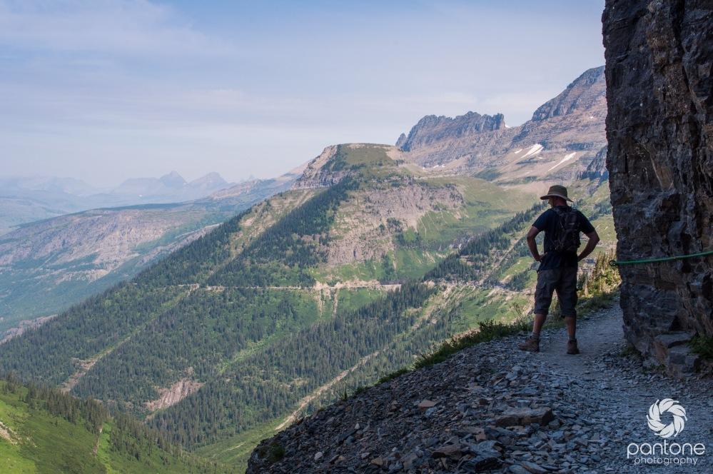 Highland Trail at Glacier National Park