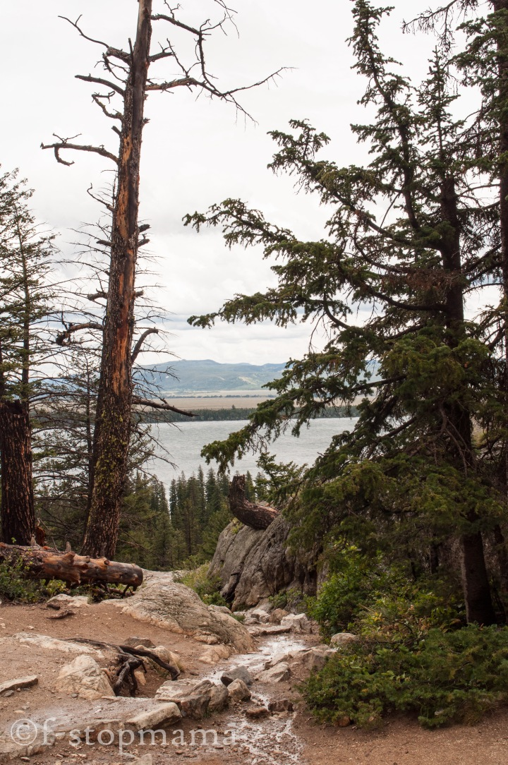 Grand Tetons - Inspiration Point