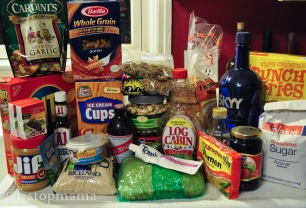 Food supply during an ice storm