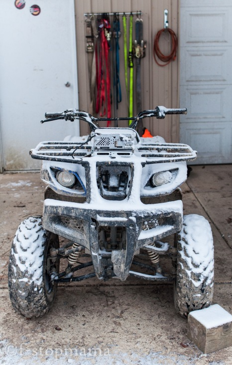 4 wheeler