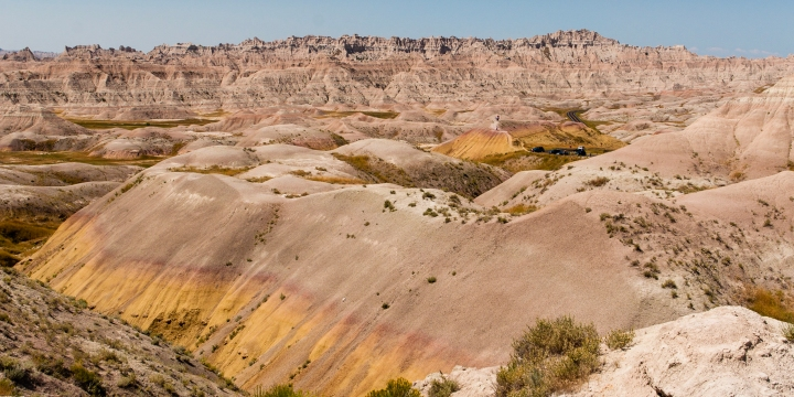 Travel Thursdays – Badlands National Park