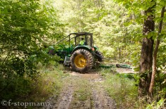 Mowing the pipeline