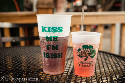 Memphis drinks