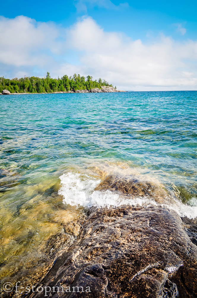 Katherine Cove at Lake Superior Provincial Park