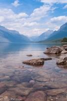 Lake McDonald at Glacier NP-1