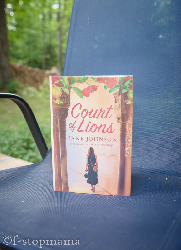 """Court of Lions"" by Jane Johnson"
