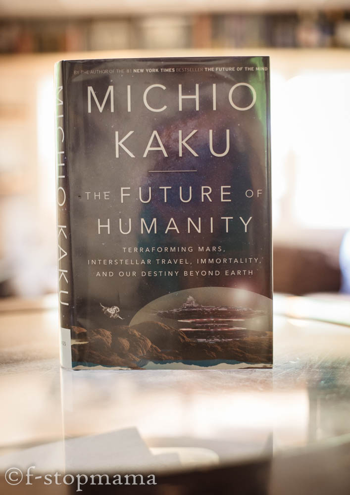 The Future of Humanity Book