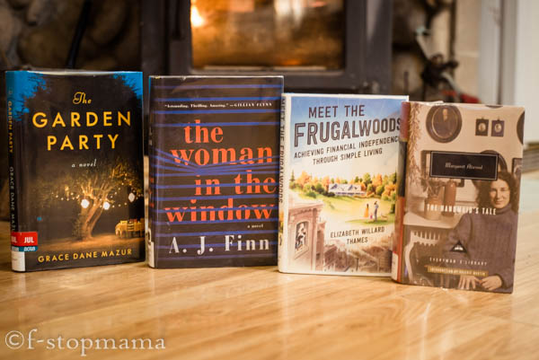 Four Books Down for2019