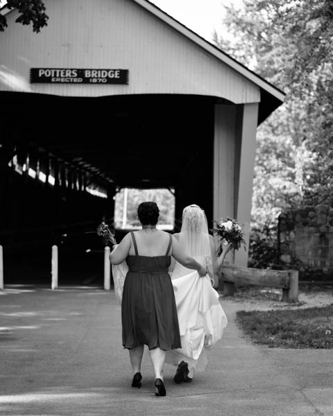 Potters Bridge Wedding