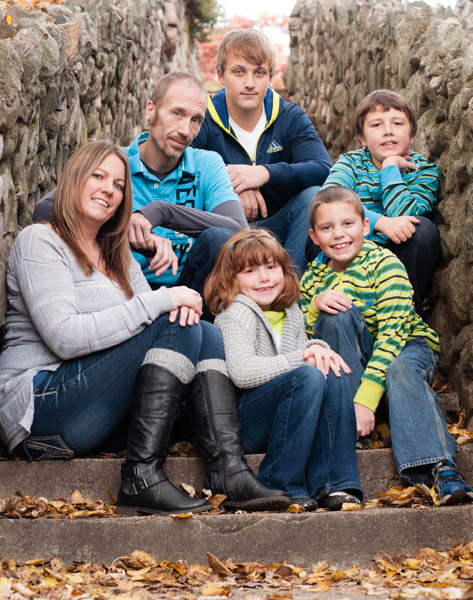 Michigan family sesion