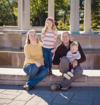 Coxhall Gardens Family Session