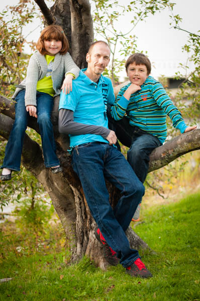 Michigan family shoot
