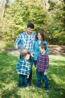 Zionsville family session-2