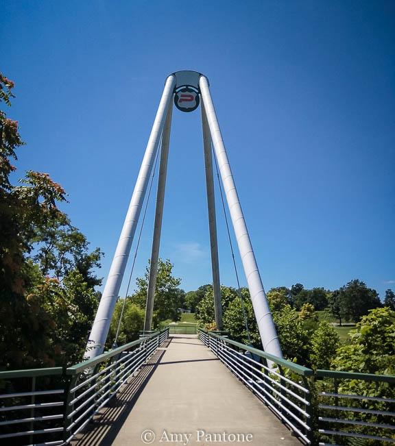 Plainfield Pedestrian Bridge