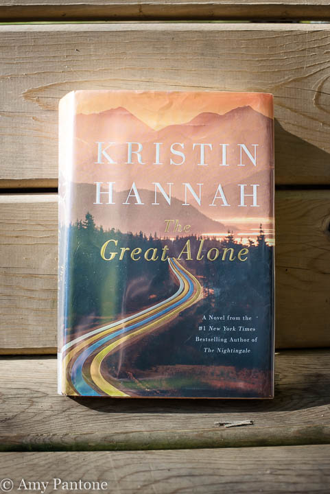 The Great Alone, book