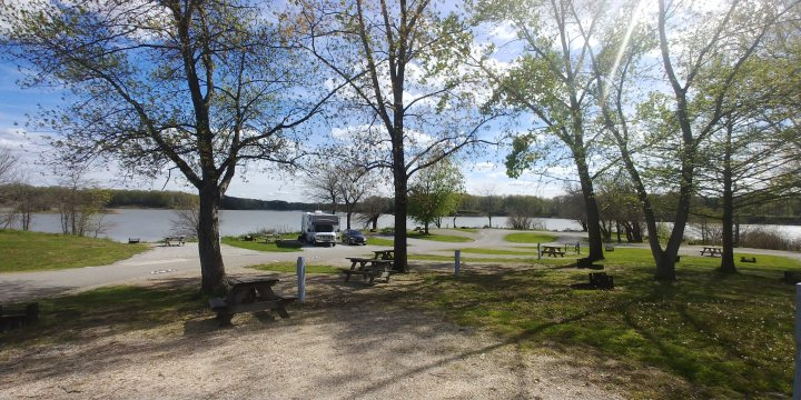 Salamonie Lake – Andrews,IN