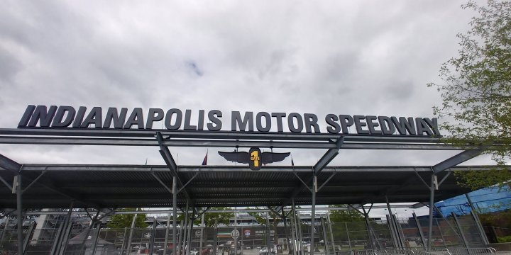 Indianapolis 500 – Speedway,IN