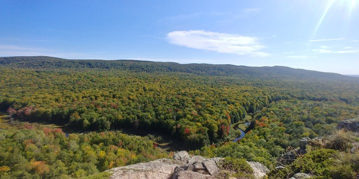 The Porcupine Mountains: WesternUP